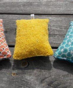 Eponge en tissu-eponge lavable