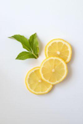 citron pour usage ménager parfum et dégraissant