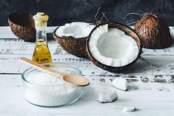 huile de coco pour recette cosmétique naturel et zéro déchet
