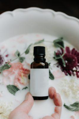 huile essentielle recette cosmétique bien être florale