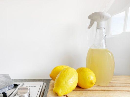 nettoyant naturel pour toutes surfaces cuisine ou maison dégraissant