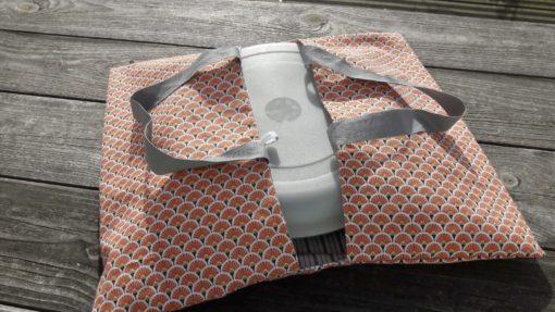 sac à tarte pour transporter facilement vos plats
