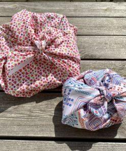 carré de tissu pour furoshiki