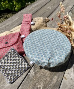 box fête des mères avec des accessoires zéro déchet et durables