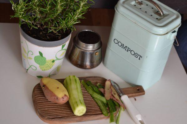 compost pour légumes et fruits écologique
